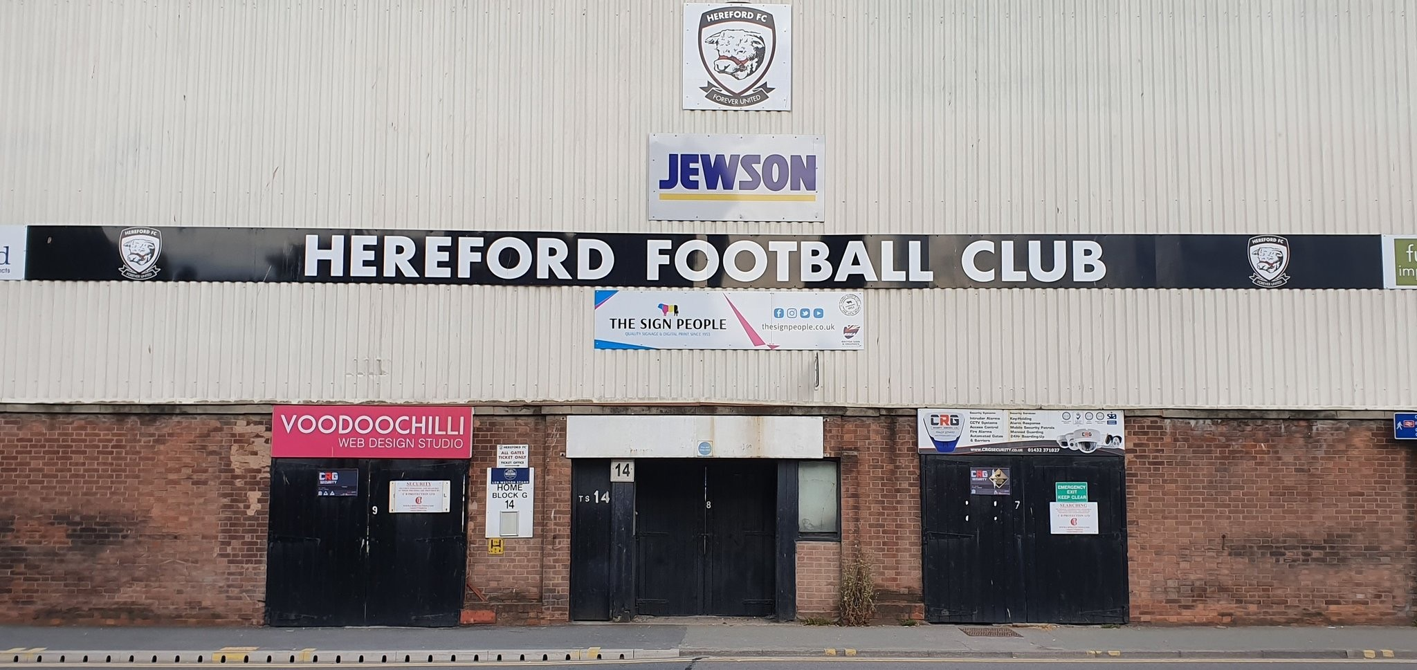 Match Day Guide – Hereford FC