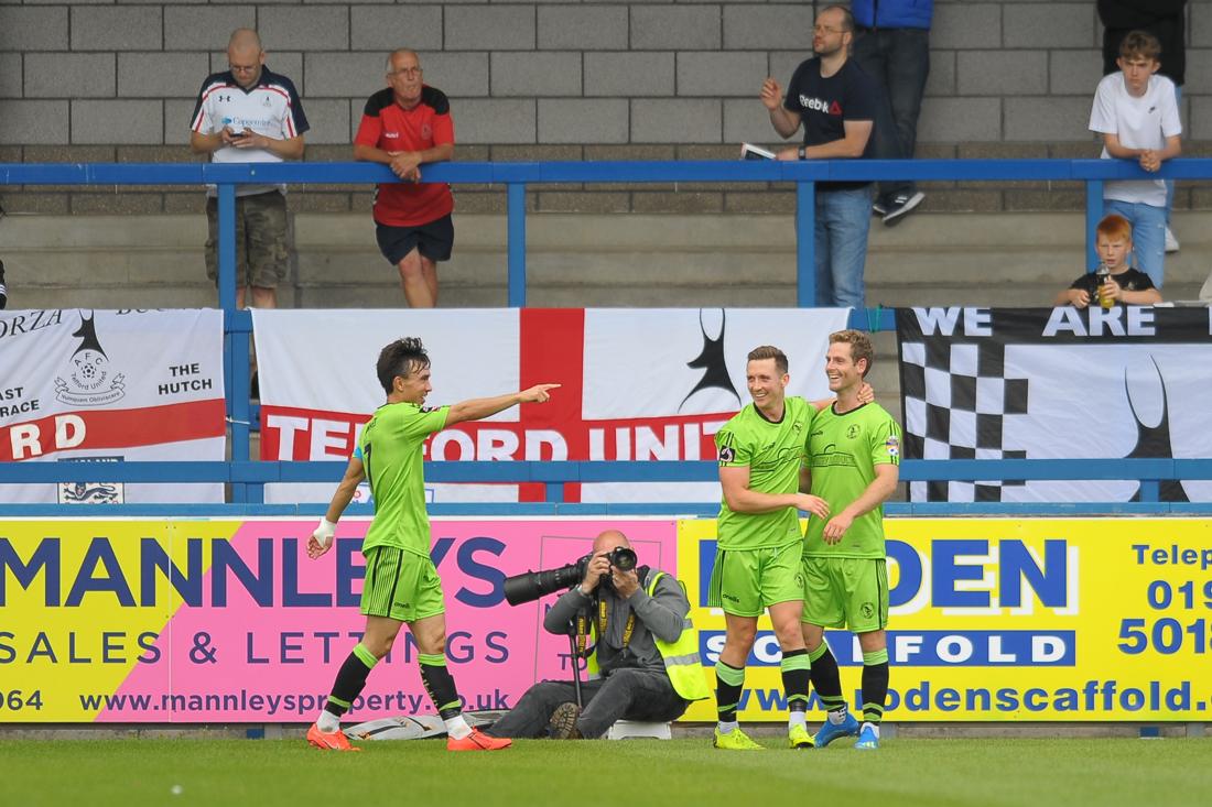 AFC Telford Vs King's Lynn Town