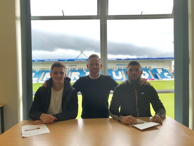 Shane Sutton & Ross White have both signed new contracts