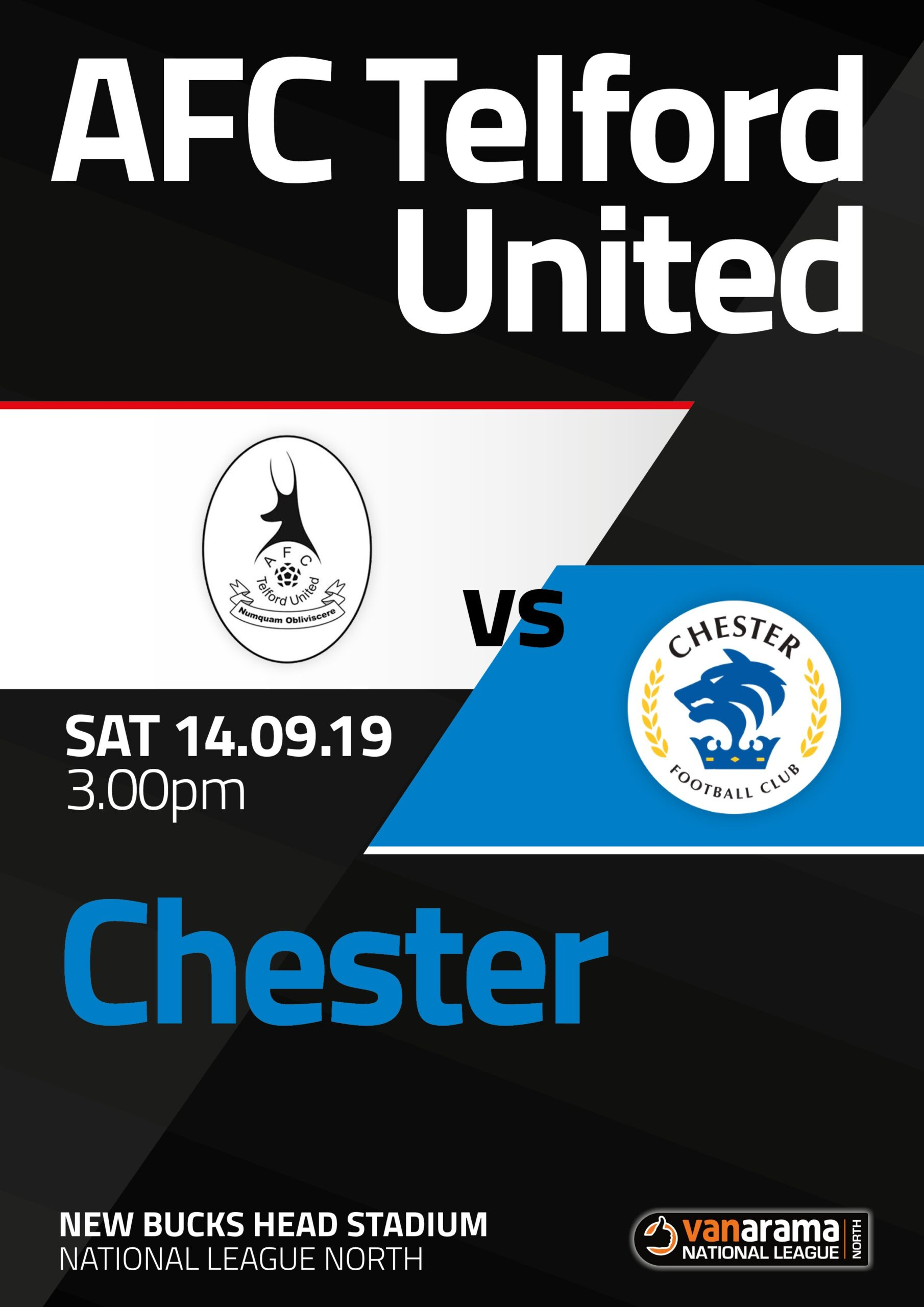 Match Guide – Chester