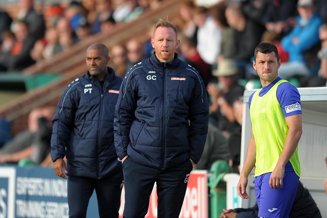Blyth Spartans Vs AFC Telford