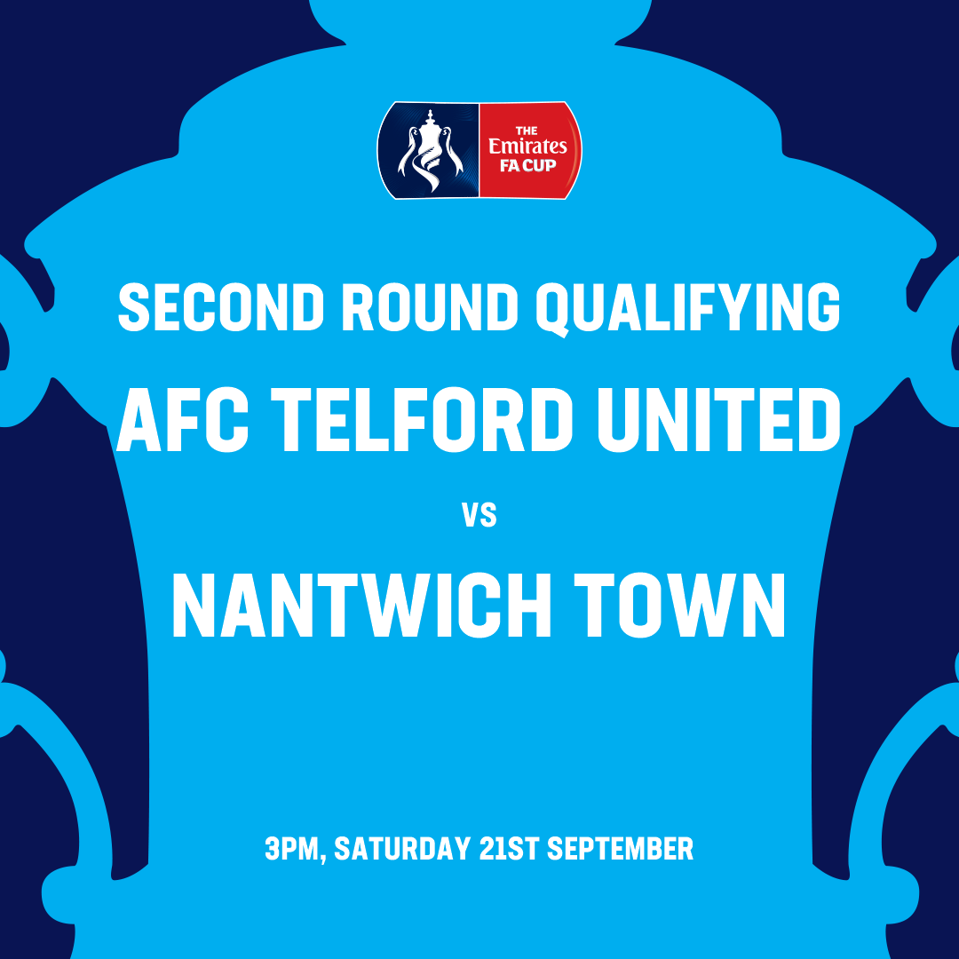 Second Round Qualifying FA Cup