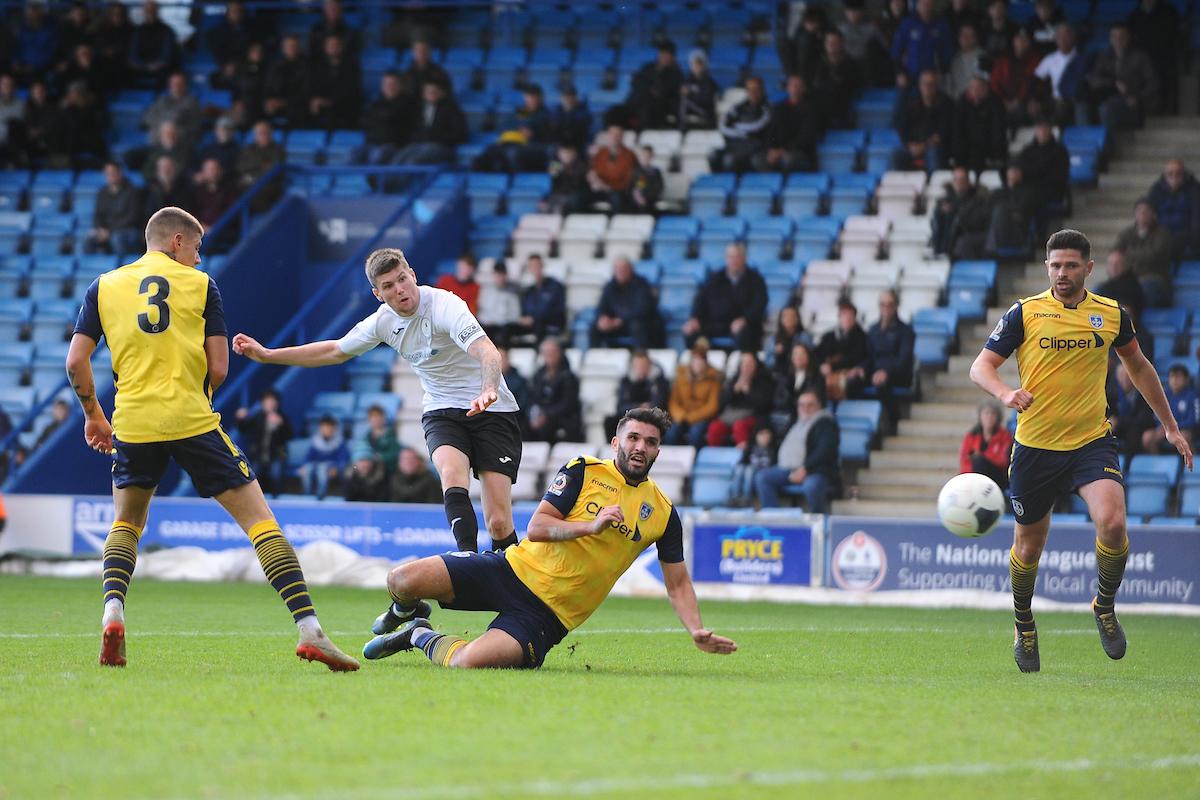 AFC Telford Vs Guiseley