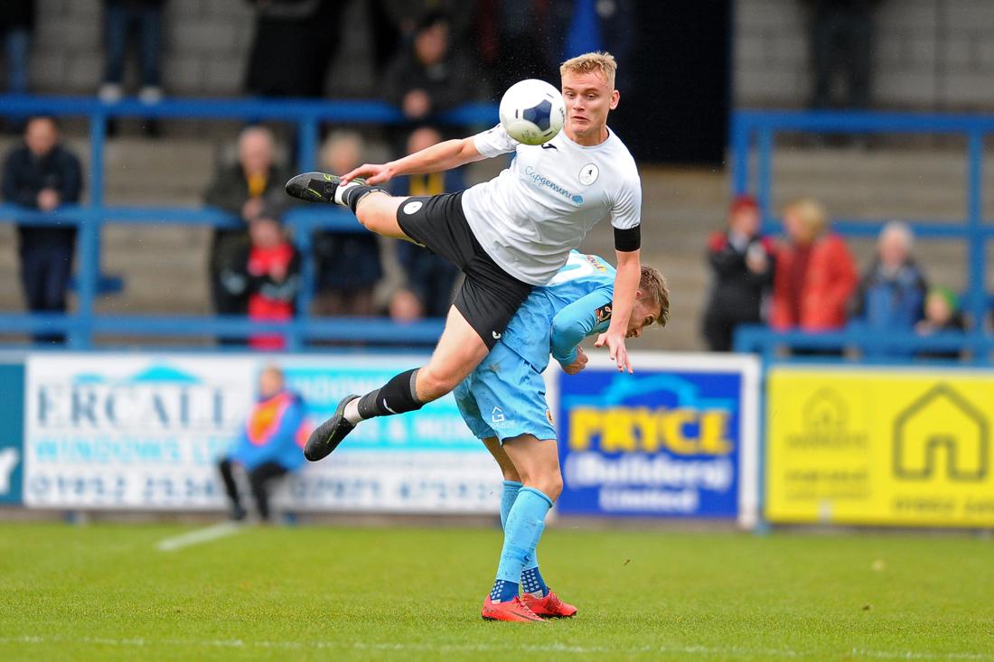 Curzon Ashton Vs AFC Telford