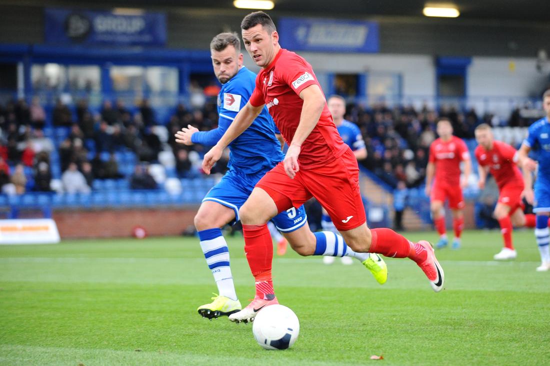 Curzon Ashton 2-1 AFC Telford