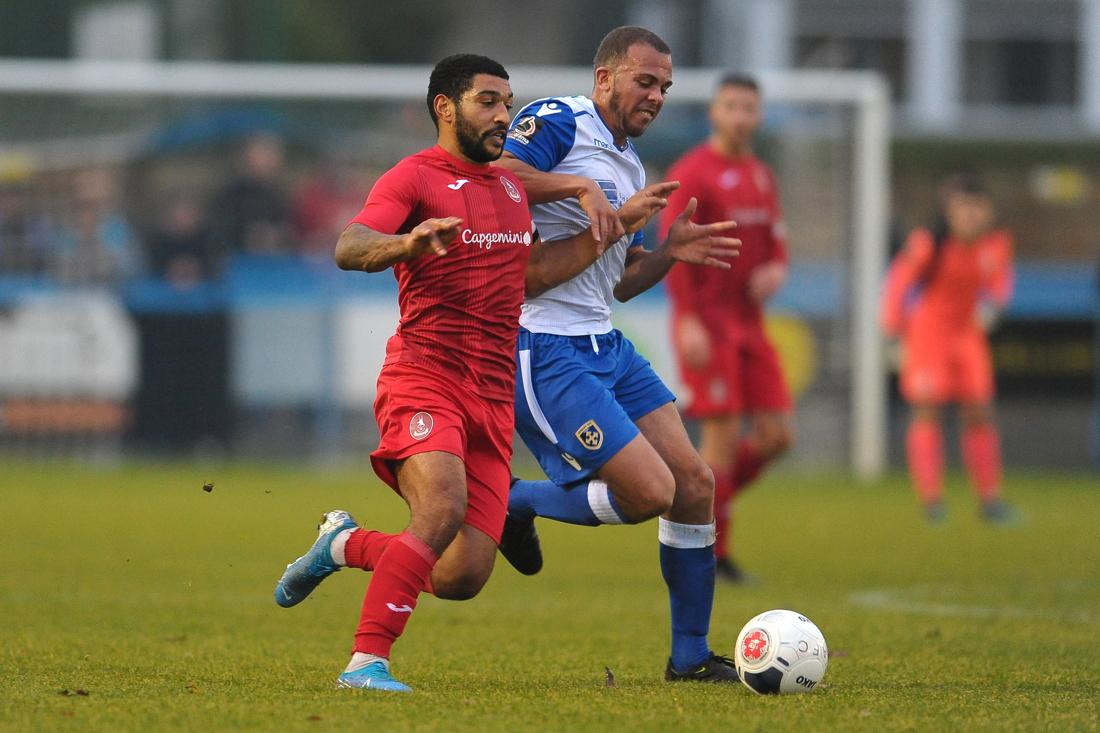 Darlington Vs AFC Telford