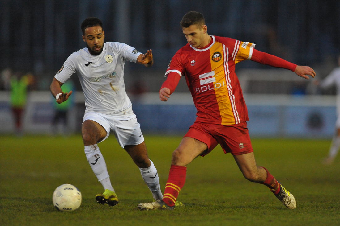 Gloucester City Vs AFC Telford
