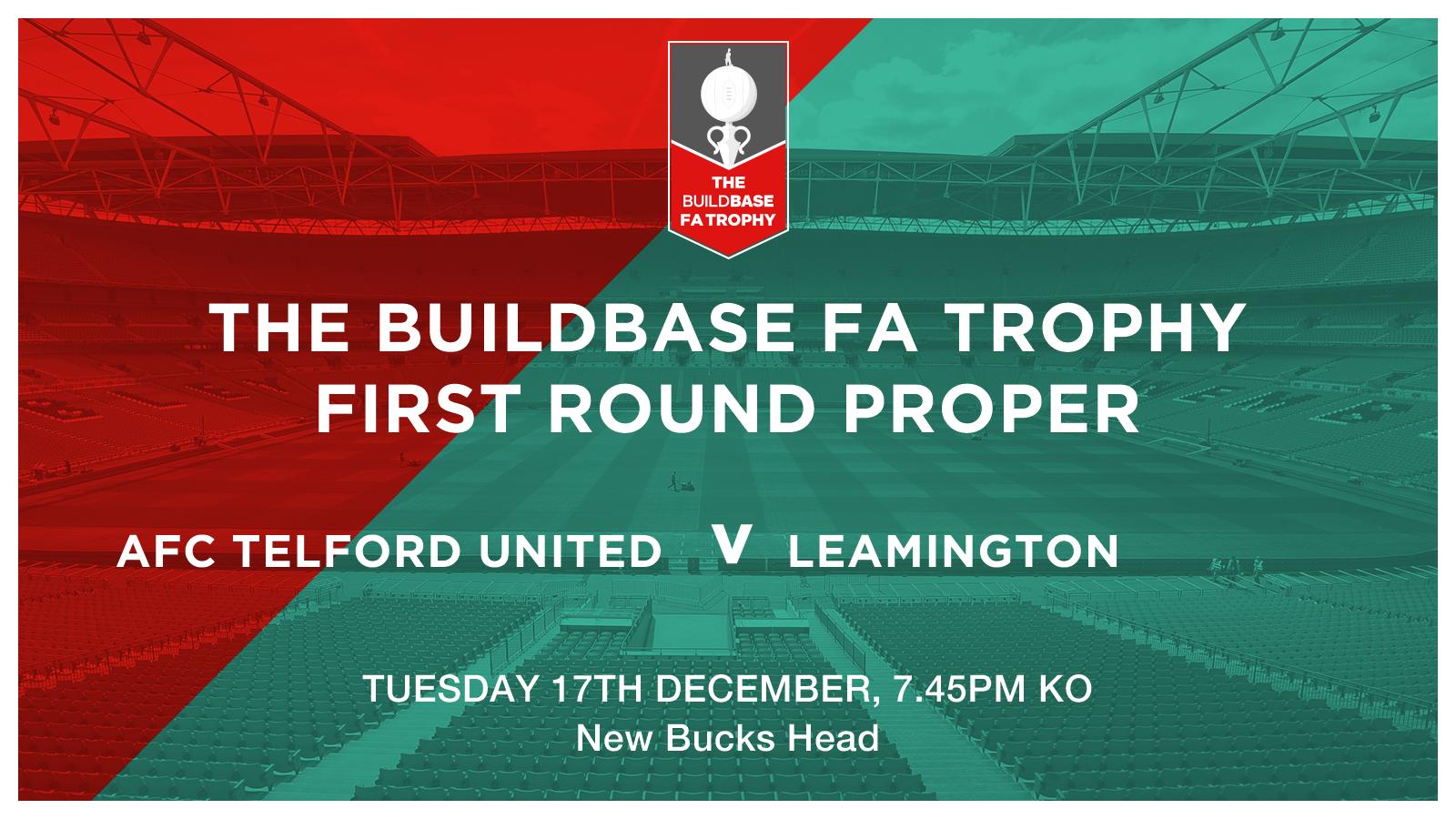 Match Guide: Leamington FA Trophy