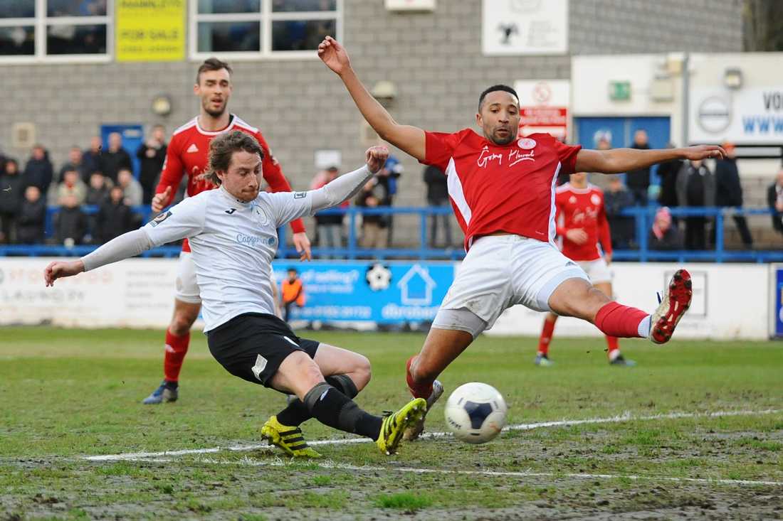 AFC Telford Vs Brackley Town