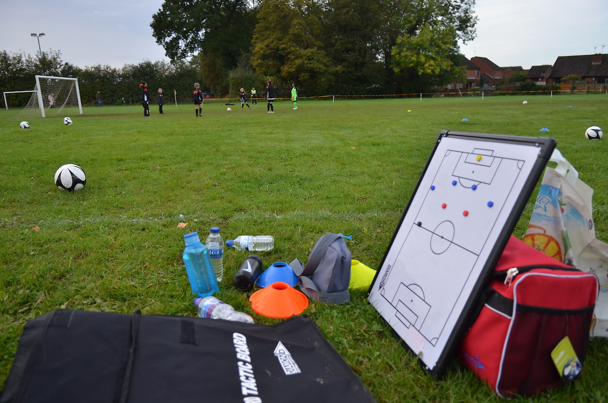 Junior Bucks Soccer School