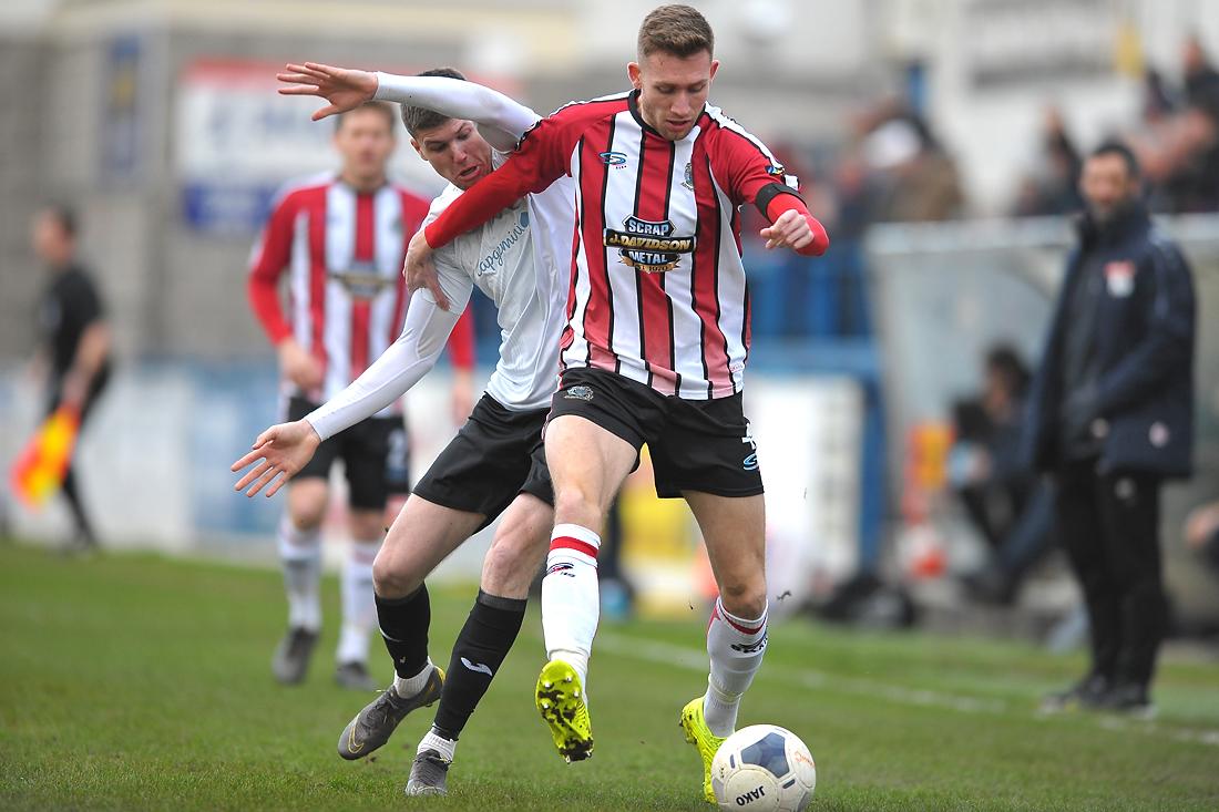 AFC Telford Vs Altrincham