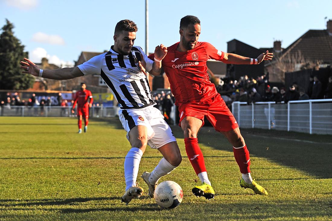 Spennymoor Town Vs AFC Telford