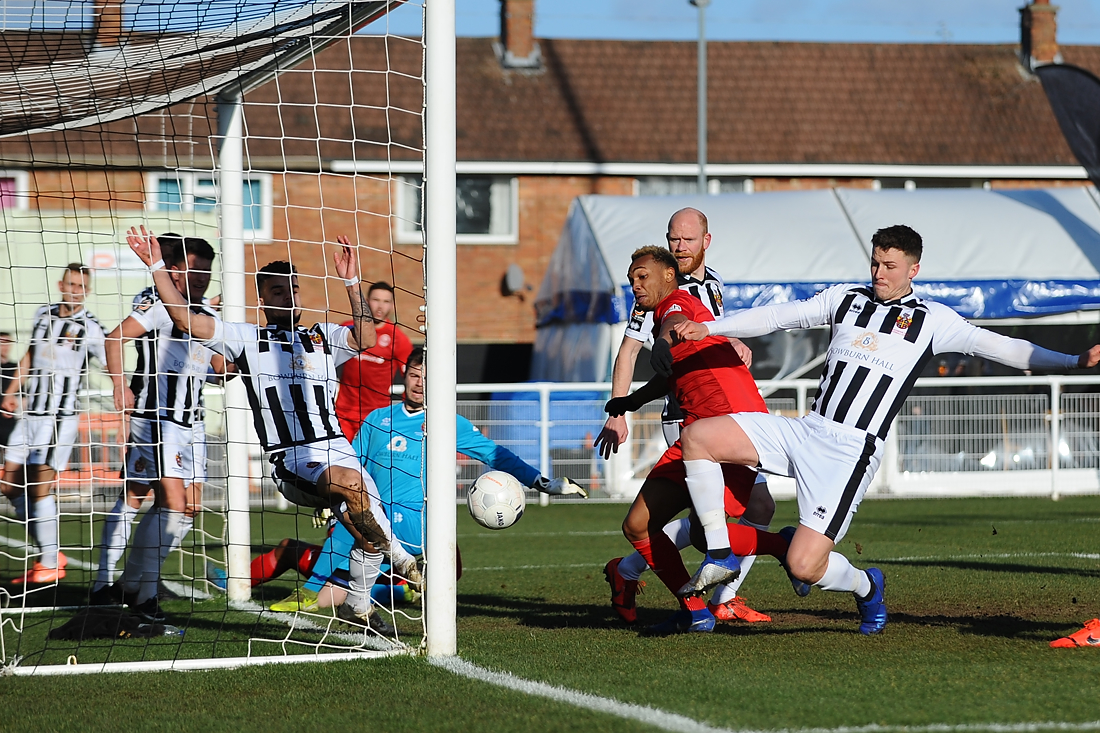 AFC Telford United v Spennymoor Town OFF