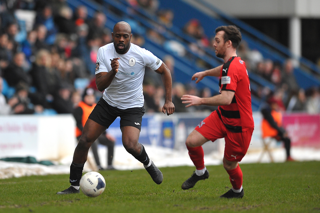 AFC Telford Vs Kettering Town