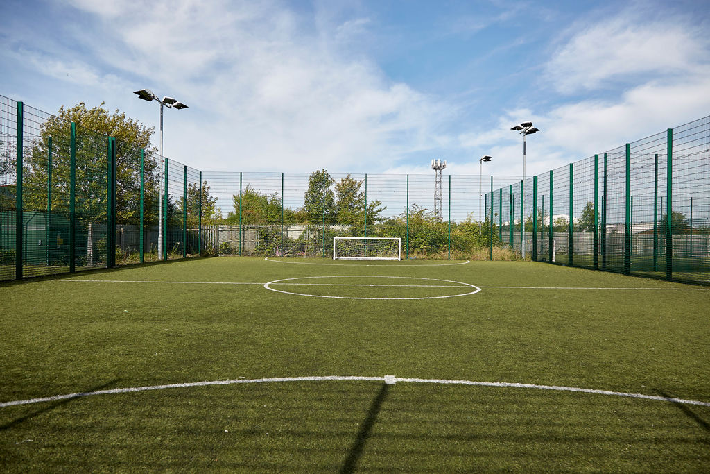 Goalzone re-opening from Monday 27th July