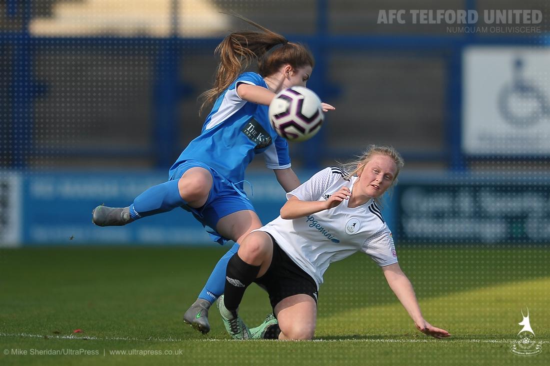 AFC Telford Ladies Vs Knowle