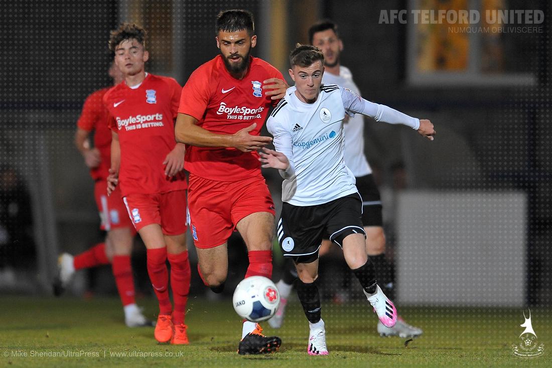 AFC Telford Vs Birmingham City