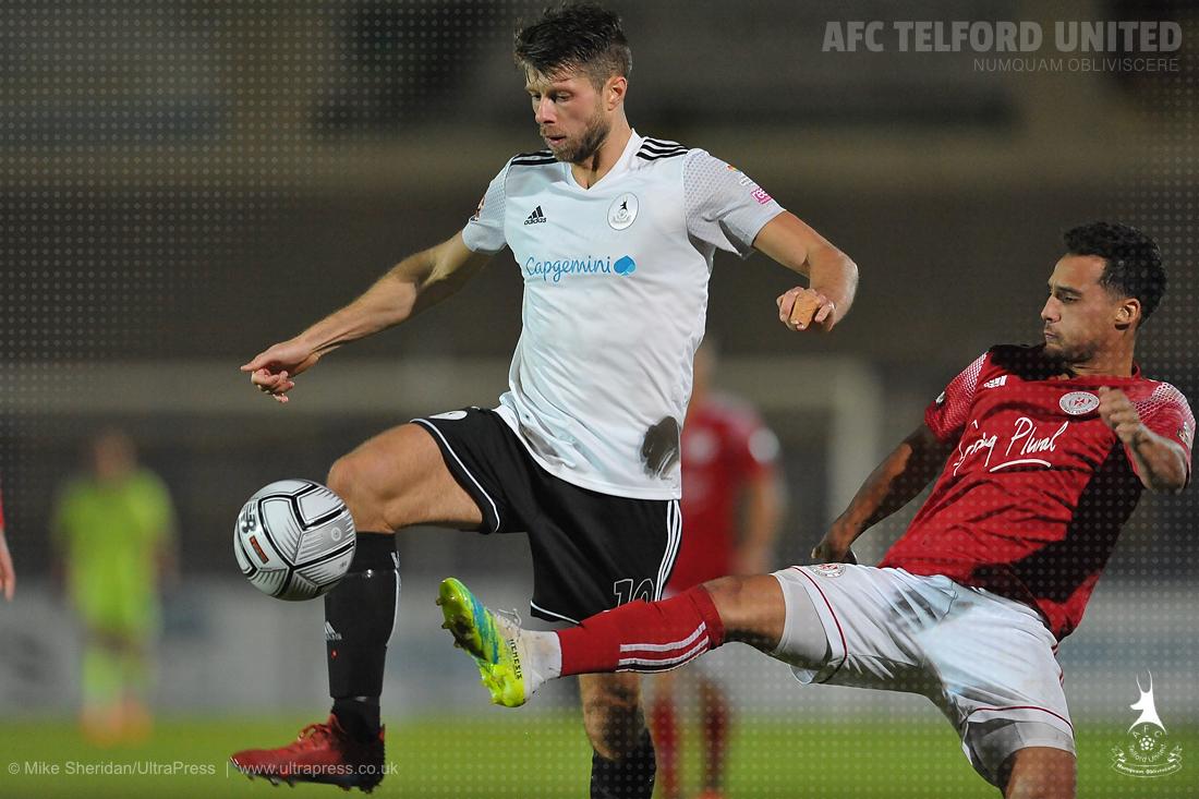 AFC Telford Vs Brackley Town