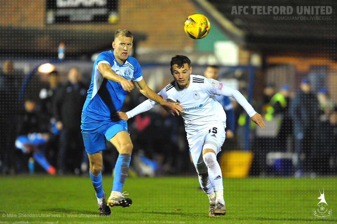 Leiston 0-0 AFC Telford (9-8 pens)