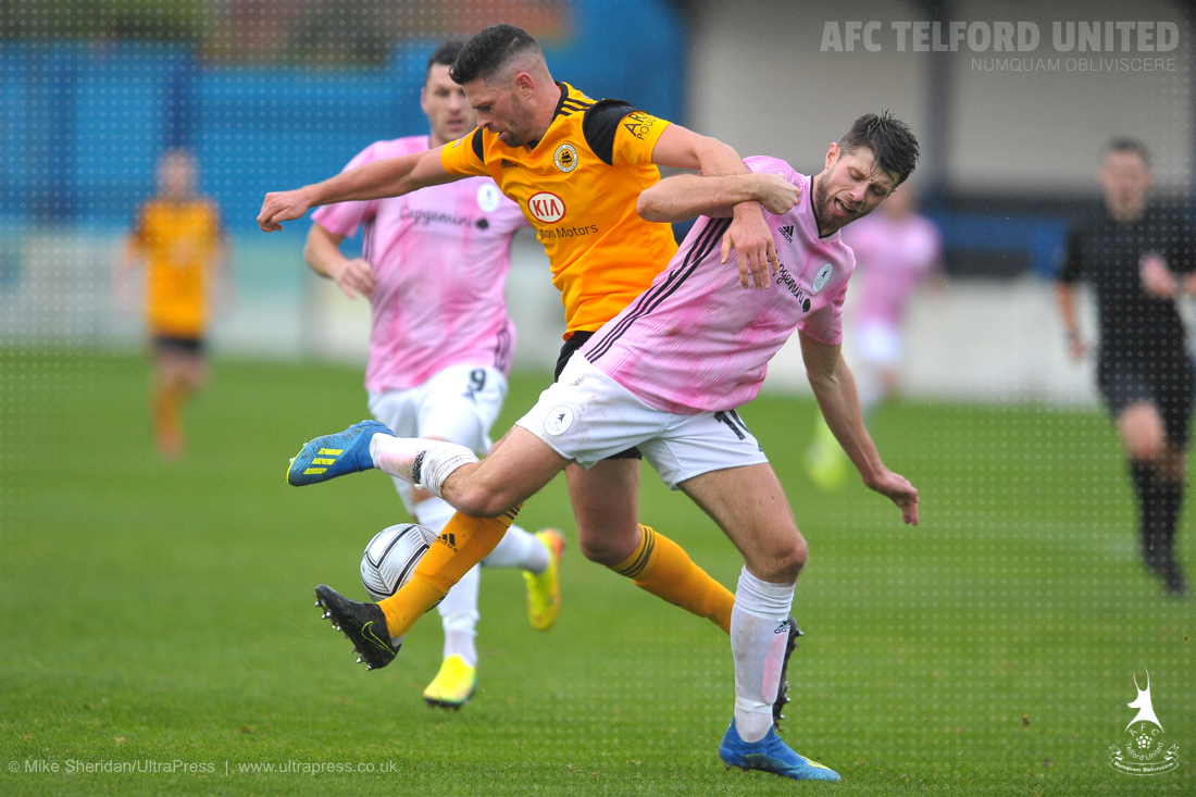 Boston United Vs AFC Telford