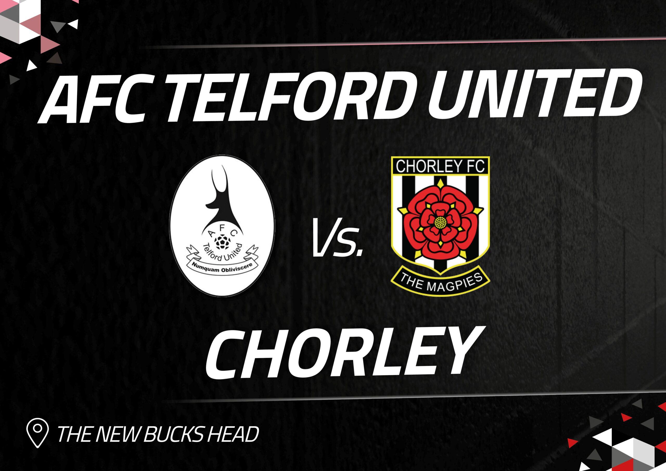 Live Stream: Chorley