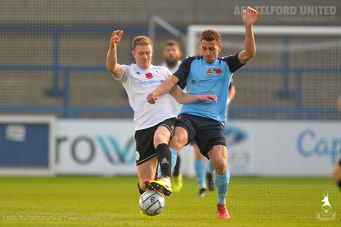 AFC Telford Vs Southport
