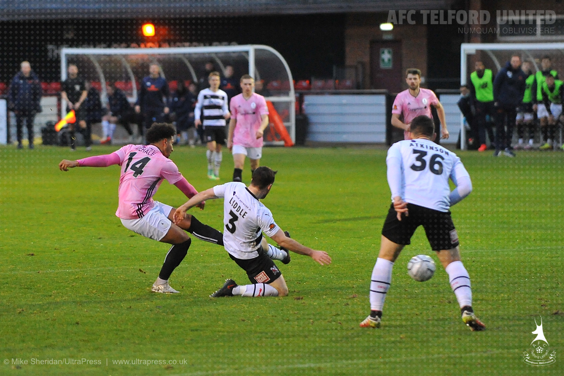 Darlington 1-2 AFC Telford