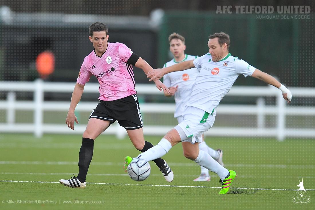 AFC Telford Vs AFC Fylde