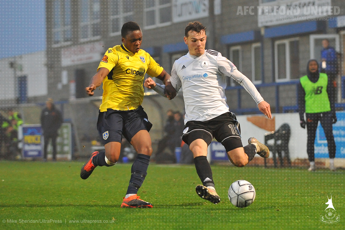 Report: AFC Telford 2-0 Guiseley