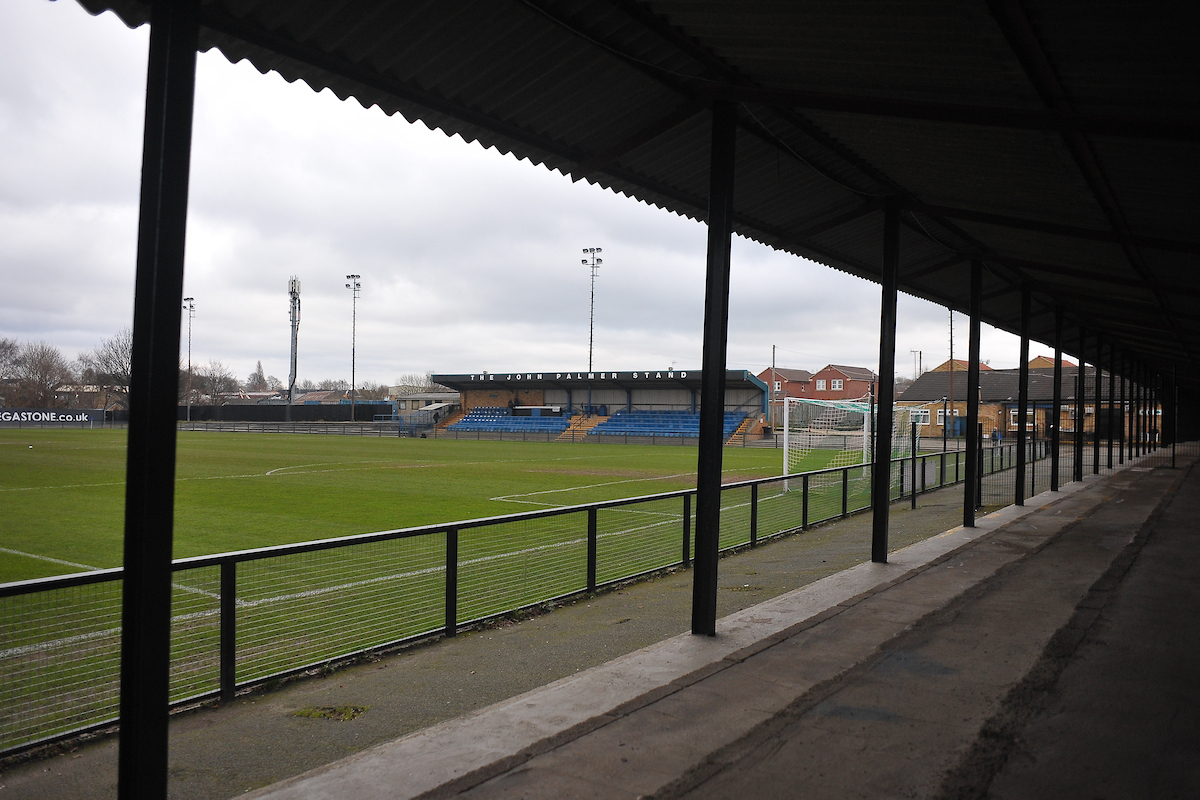 Farsley Celtic – 5th December