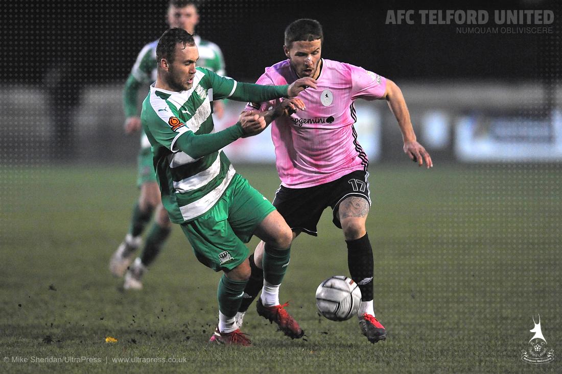 Farsley Celtic Vs AFC Telford