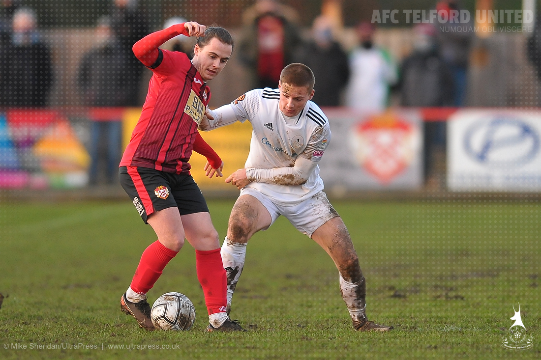 Kettering Town Vs AFC Telford