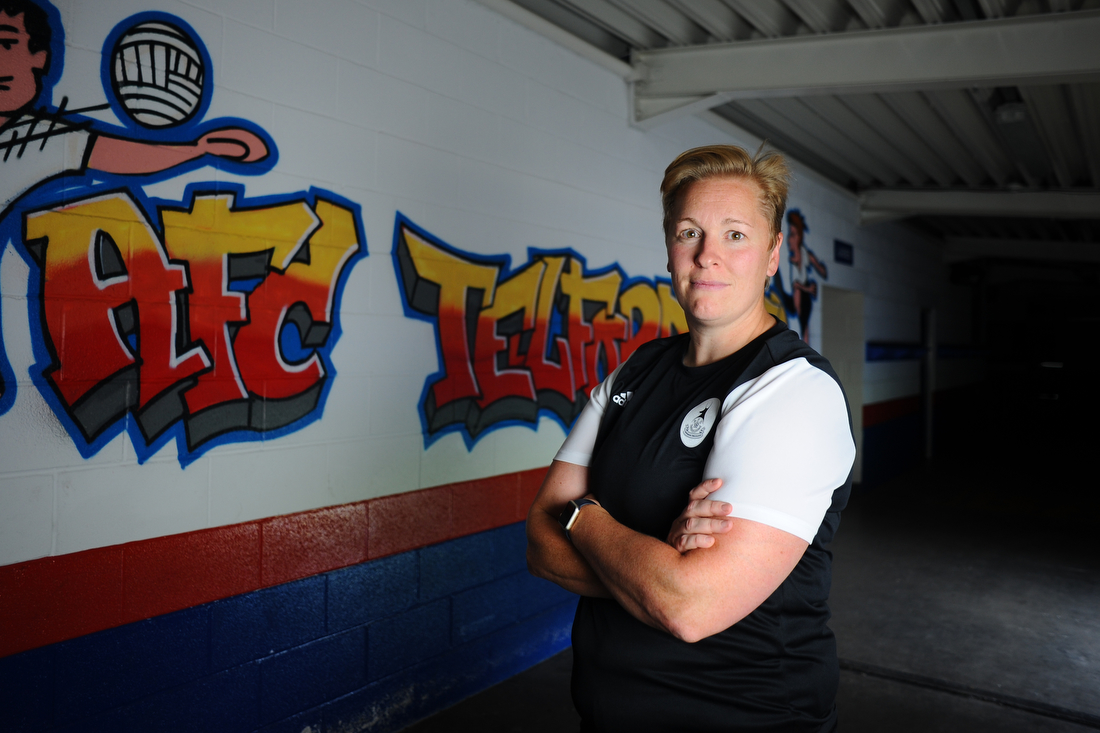 Women's Coach Tidman-Poole to step down after 4 years.