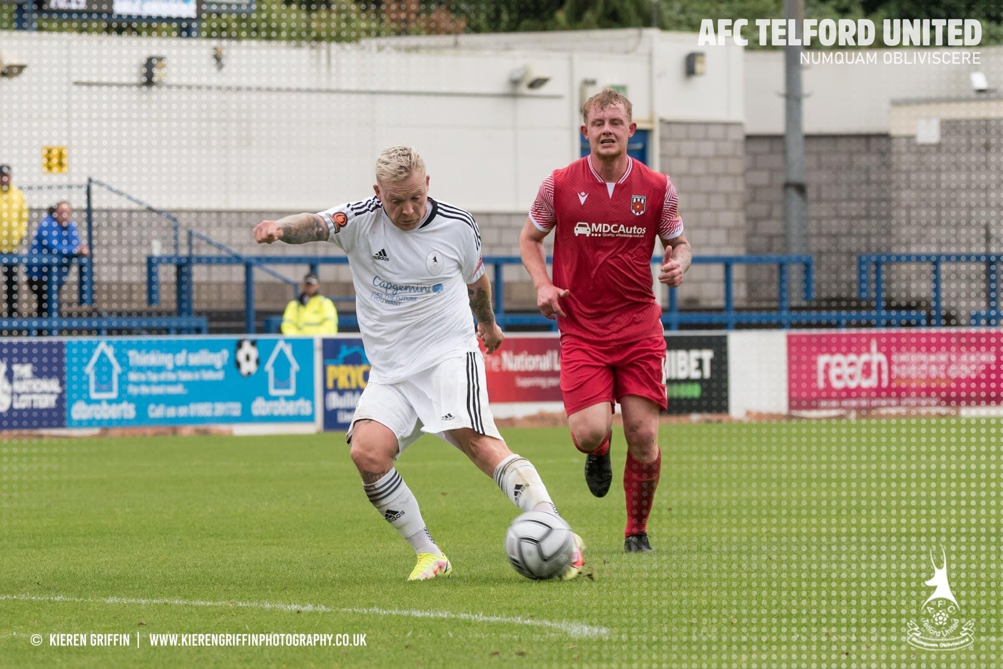 AFC Telford Vs Chorley